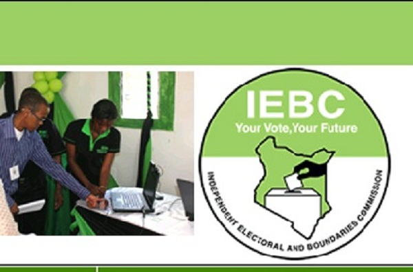IEBC Registered Voters Per County 2017