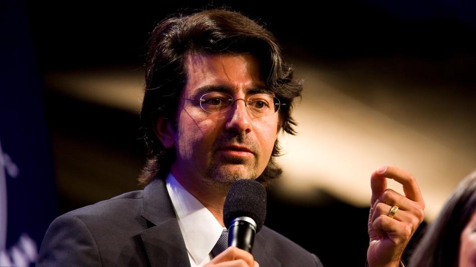 Pierre Omidyar, ebay founder