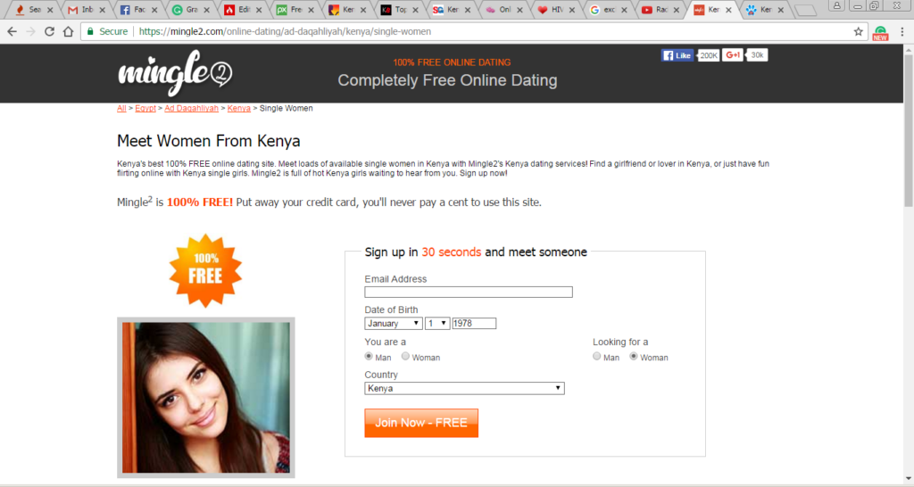 Free Dating Service Websites