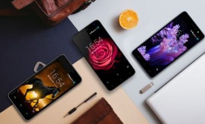 a range of Fero phone
