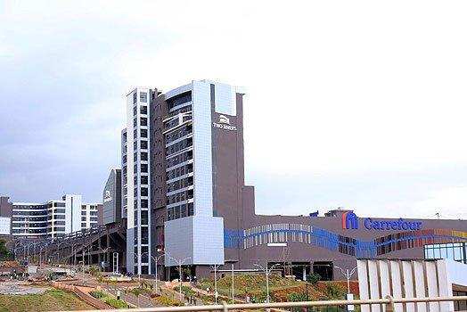 Two Rivers Mall along Limuru Road