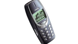 Old version Nokia 3310