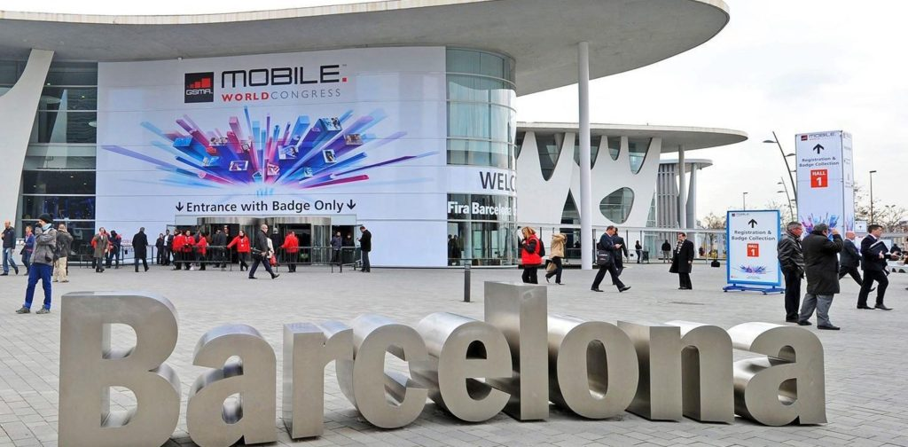 Mobile World Cogress 2017 in Barcelona