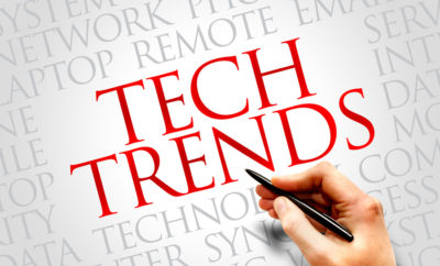 weekly tech trends