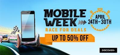Jumia Mobile week banner