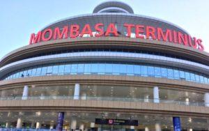 SGR Mombasa Terminus