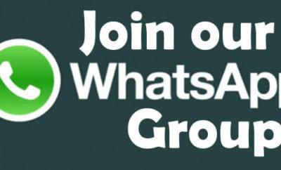 Whatsapp group banner