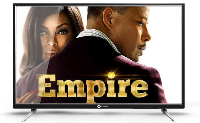 StarTimes Digital TVs sample unit