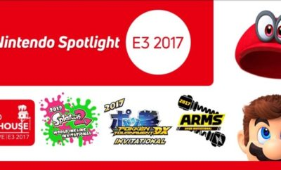 Nintendo logo for E3 2017