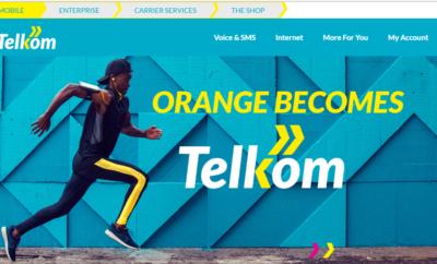 Telkom kenya welcome message