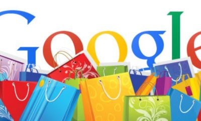 Google fined: Google Shopping service logo