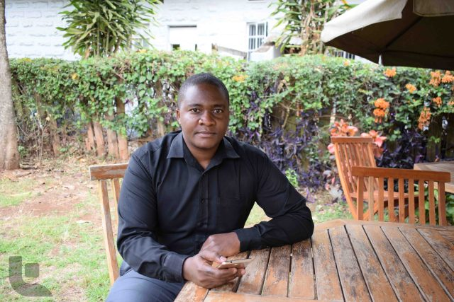 George Waweru, the developer of Telegram poll bots for polling