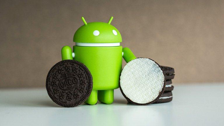 Android 8.0 Oreo logo
