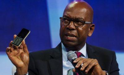 Safaricom CEO Bob Collymore
