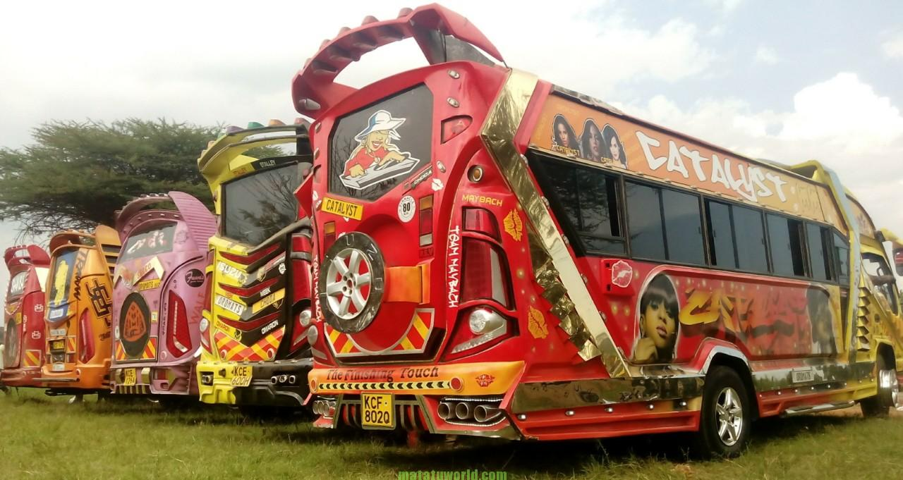 List of Matatu Route Numbers and Stages in Nairobi