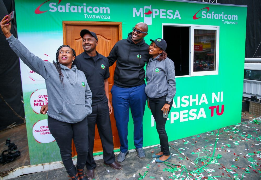 How to Win Safaricom Maisha Ni MPESA Tu Promotion House