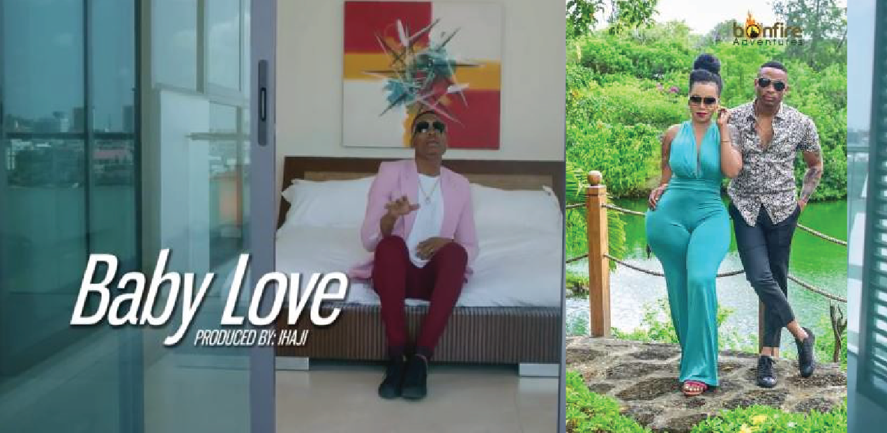 Otile Brown – Baby love Music Video (Dedication to Vera Sidika) with Lyrics