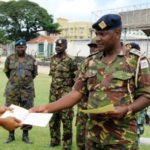 KDF 2019-2020 Recruitment Dates and Centres