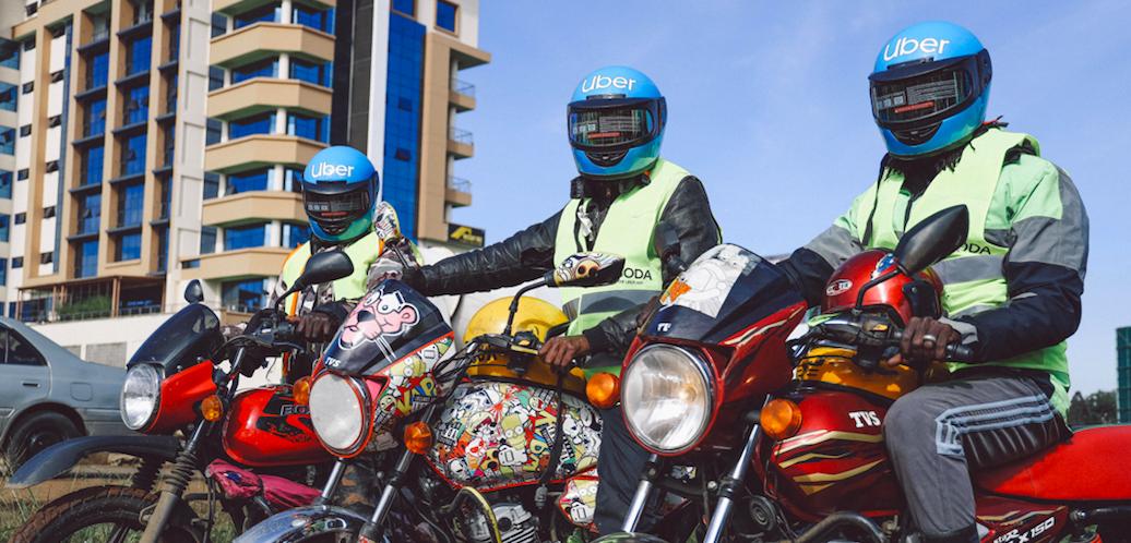 uberBODA in Nairobi:  App Download, How to Order Boda boda