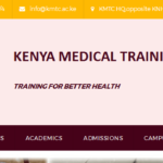 KMTC 2019 Latest Job Adverts and Shortlisted Candidates for Interview