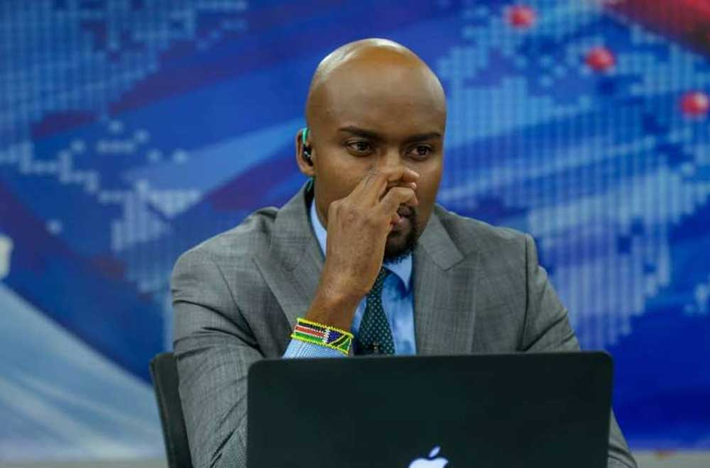 Why Mark Masai is Trending after Uhuru Roundtable Interview (Video)