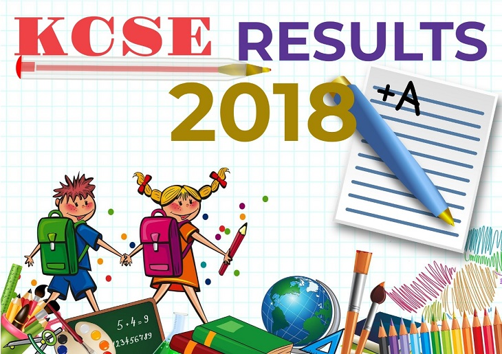 KCSE 2018 Top 100 Most Improved Candidates Nationally