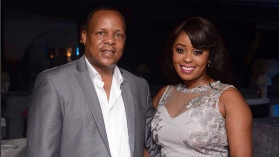 Why Lilian Muli Dumped Kisii Tycoon Jared Nevarton Ombongi