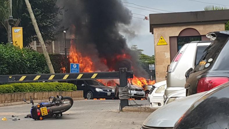 Dusit D2 Nirobi Hotel Riverside Al-Shabaab Attack  Latest News – Photos
