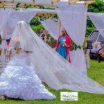 White rose bridal Joy weds paul best kenyan wedding