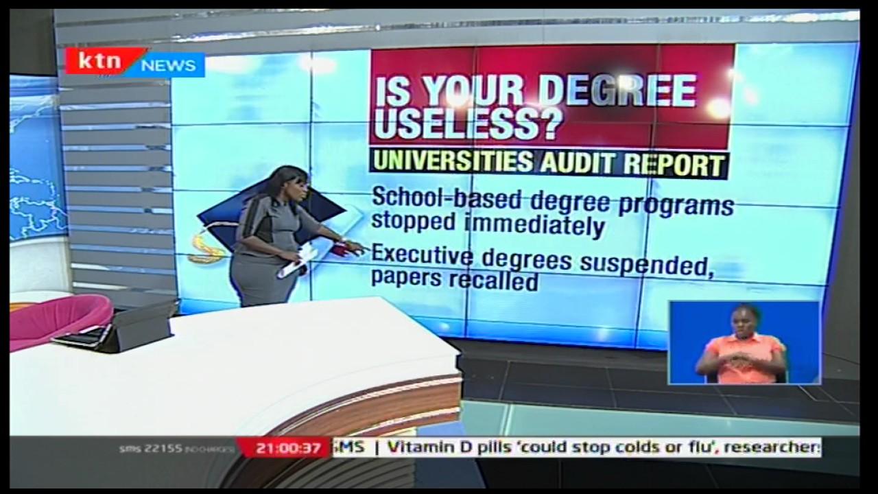 Useless University Degree Courses in Kenya