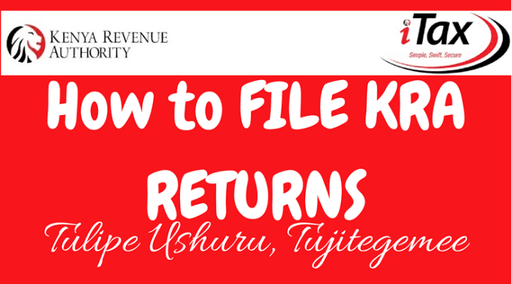 How to file KRA returns