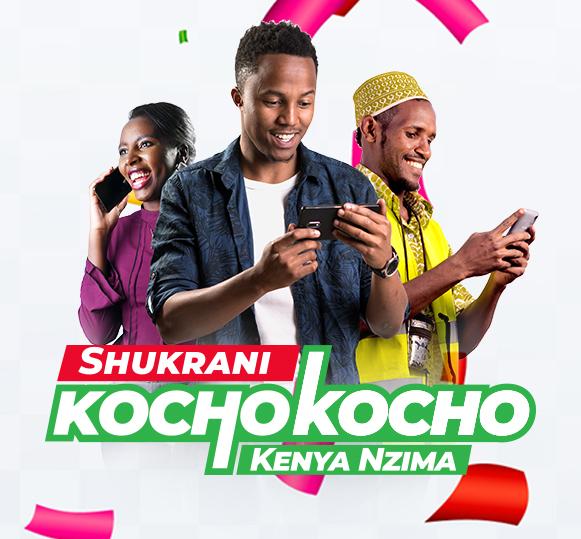 How to Win Safaricom Shukrani kochokocho Promotion
