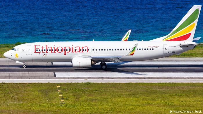 Ethiopian Airlines Boeing 737 En Route Nairobi Crashes