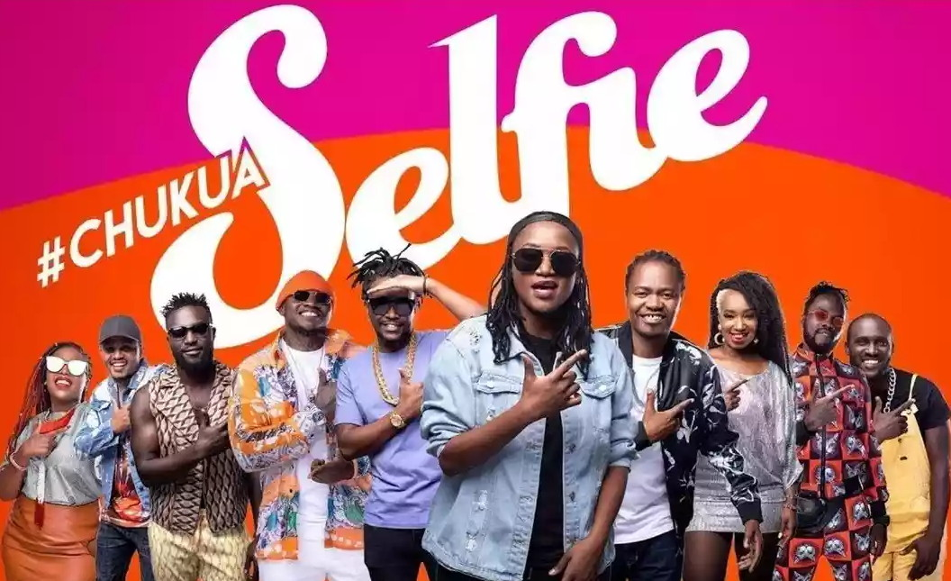 Chukua Selfie  Mp3 & Video Download With Lyrics-  Fena Gitu, Khaligraph Jones, Jua Cali, Nyashinski, Naiboi