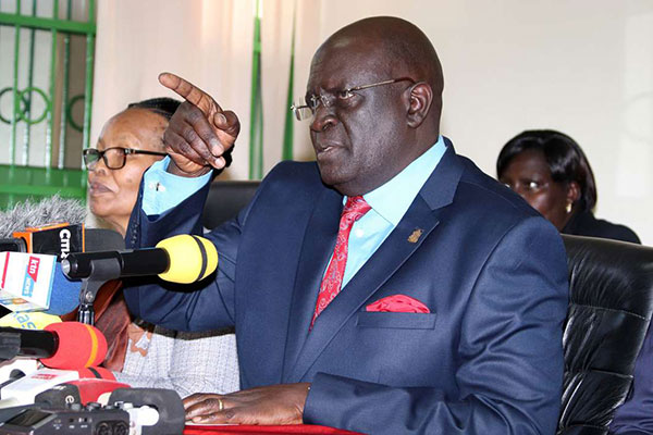 Professor George Magoha CV & Education Background: Profile, Family, Tribe, Net worth and Place of Birth