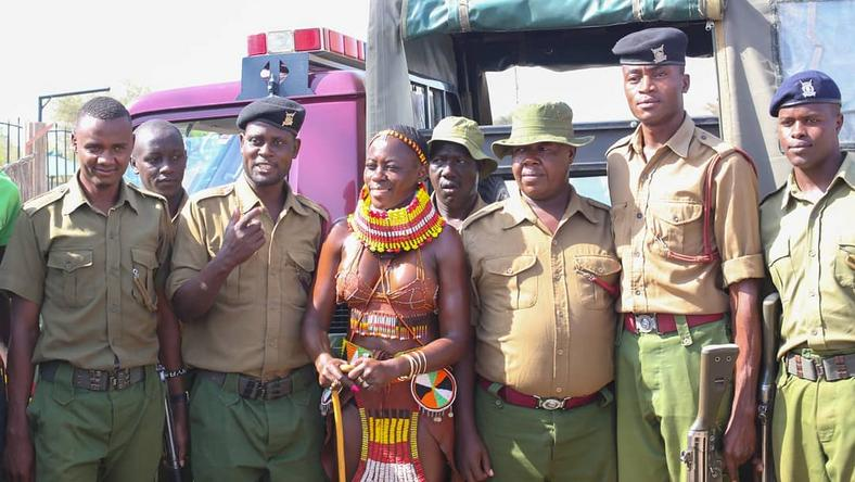 Was Akothee Arrested While in Turkana To Help Starving Kenyans?