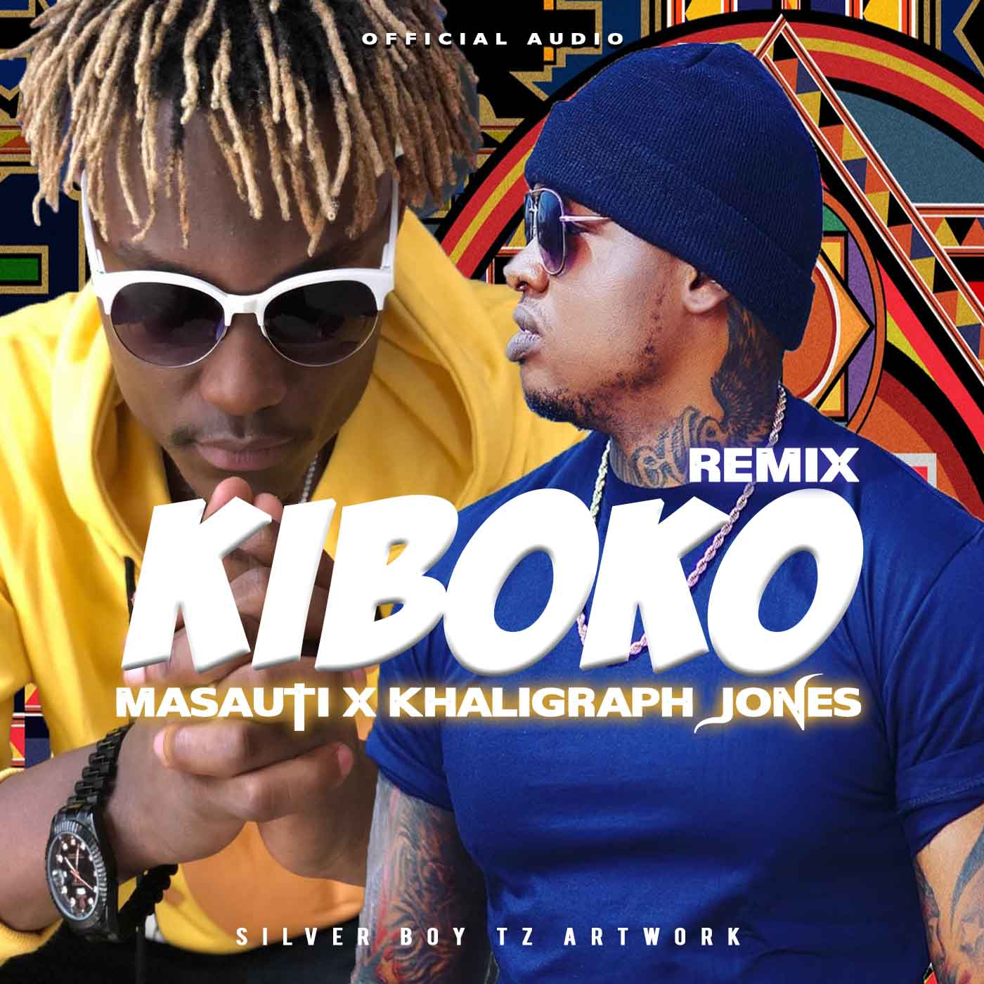 Download Masauti X Khaligraph Jones – Kiboko Remix Mp3, Mp4 & Lyrics