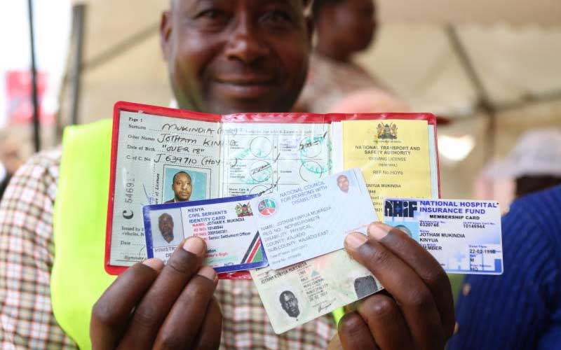 Huduma Namba Registration: Card, News, Website