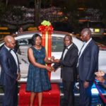 Username Investments Employee of the Year Wins A Brand New Car During The 2019 THAMINI AWARDS