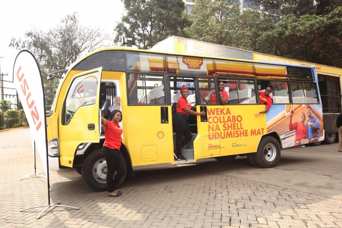 Shell Weka Collabo Campaign