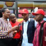 Shell Weka Collabo Campaign to Reward Matatu Drivers for Fuel Purchase