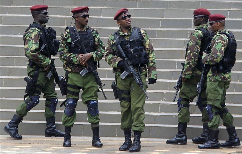 Flying Squad Kenya now Sting Squad Headquarters (SSH)