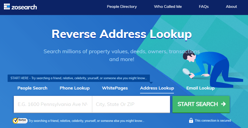 Zosearch Review: Reverse Address Lookup Made Easy!