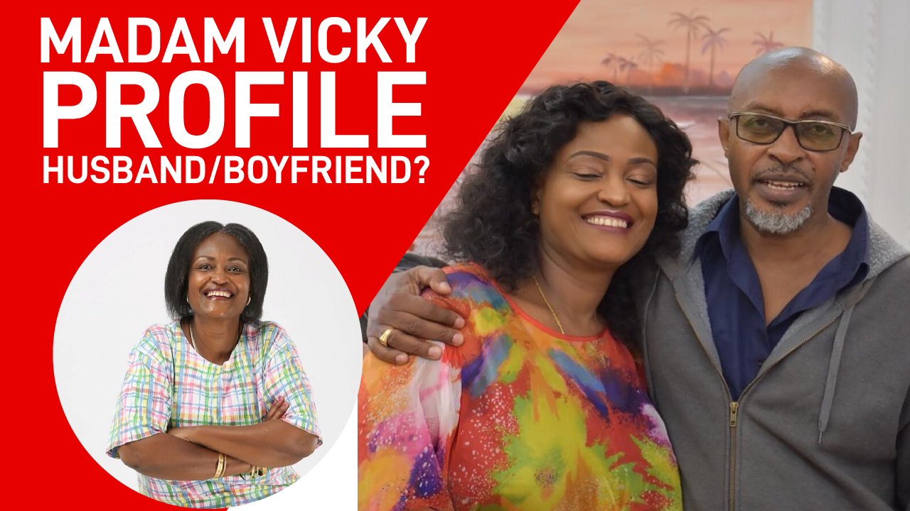 Madam Vicky, Victoria of Maria Biography, Life, Husband, Boyfriend, Family