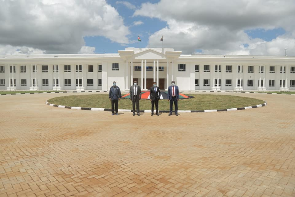 Machakos White House Photos, Location and Video