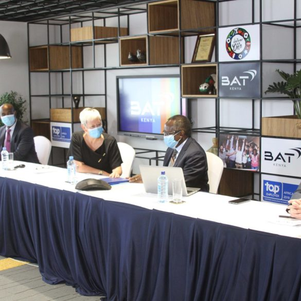 BAT Kenya unveils new evolved strategy at Virtual AGM 2020