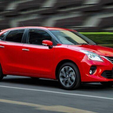 New Toyota Starlet 2021 Price in Kenya