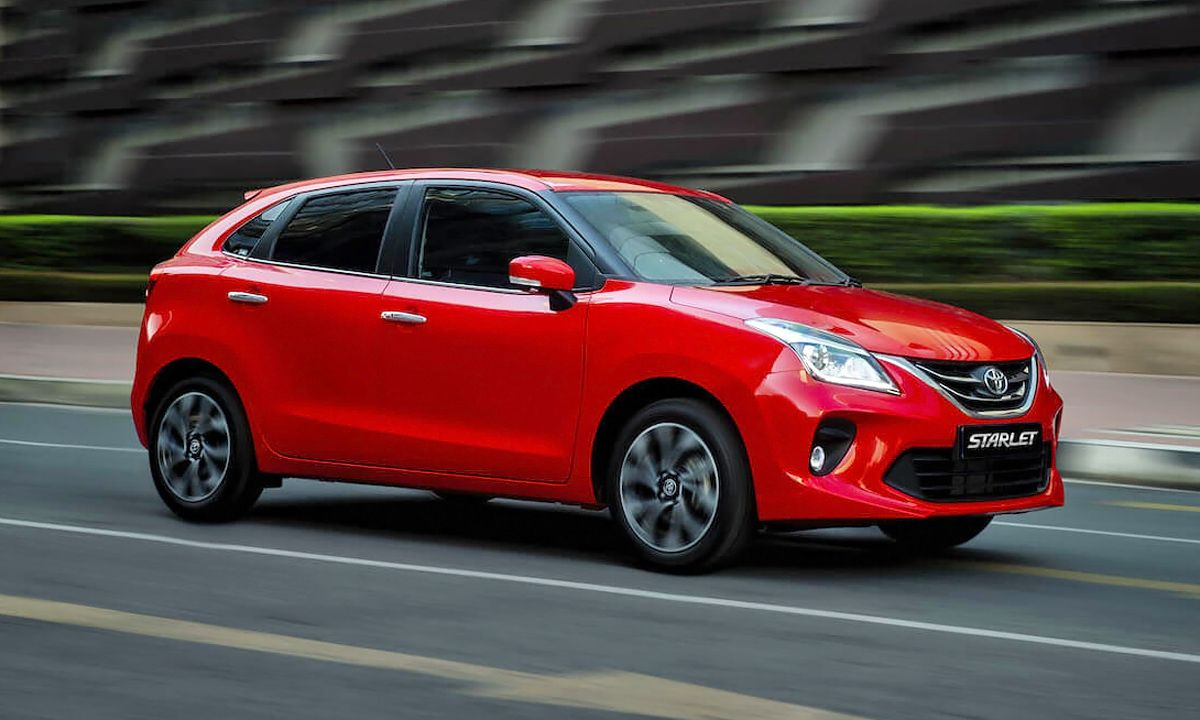 New Toyota Starlet 2020 Price in Kenya